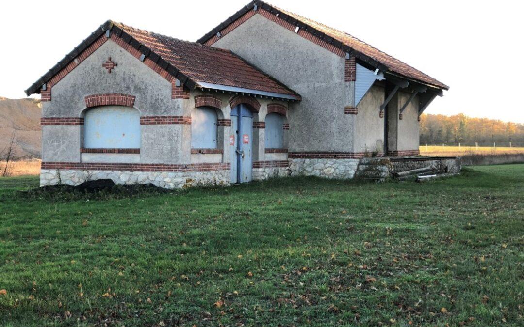 D'Oucques à Châteaudun